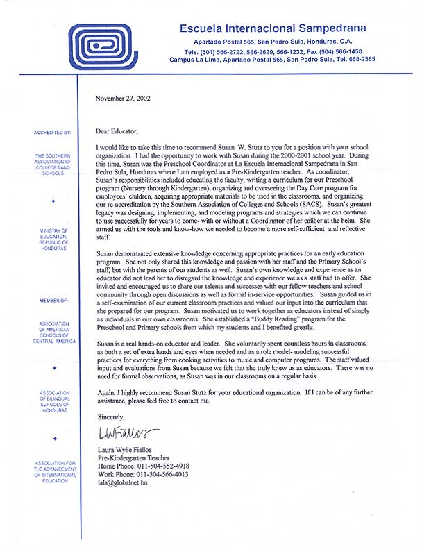 cover letter examples esl teacher - Cover Letter Esl Teacher