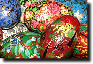 Indian Easter Eggs
