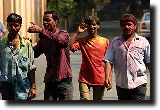 Holi in Mumbai