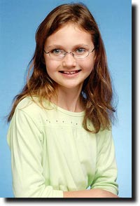 Alea's 5th grade picture
