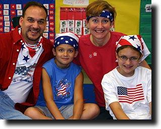 Stars and Stripes Stutz family!