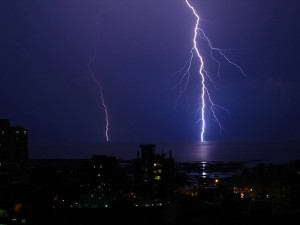 Lightning over Mumbai 2