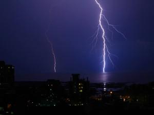 Lightning over Mumbai 2