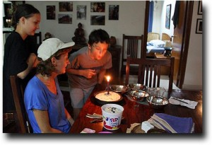 Breck's cake