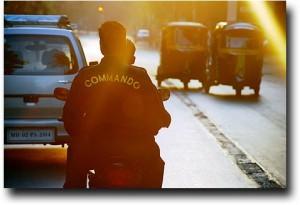 Goin' Commando!