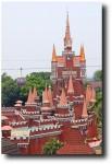 A Disneylandish castle