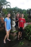 Lombok dragons!