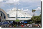 Our favorite ride was Space Mountain