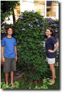 Breck and Alea on the last day of school, June 2012 (the end of his 7th grade and her 9th grade year)