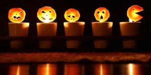 Halloween Carrots