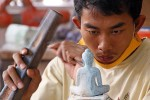 Siem Reap Stone Carver