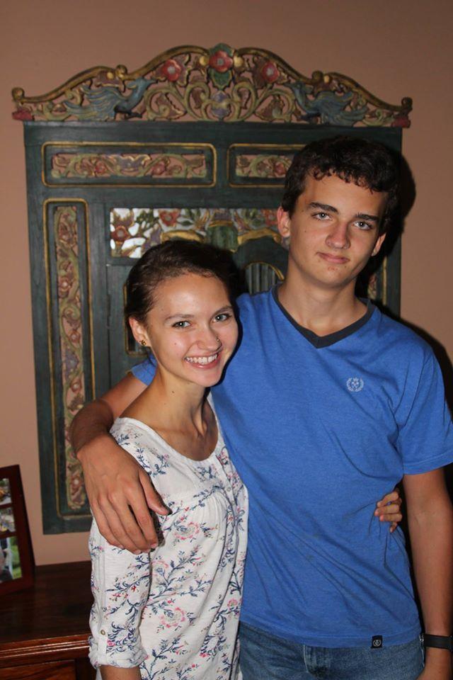 Alea and Breck - 2014