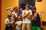 Getting ready for the 3D movie!