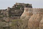 Kumbhalgarh's walls