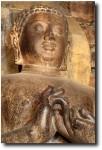 The serene Buddha