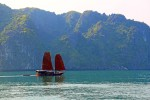 We spent most of the time in the northern part of the country, home to famous Ha Long Bay.