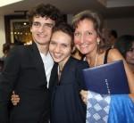 Our high school graduate!!