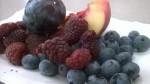 Fresh, tasty fruit is everywhere (when in season!)