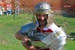 Sexy (?) Roman soldier