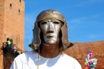 Scary (?) Roman soldier